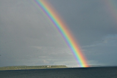 Mackinac Island Rainbow...smaller